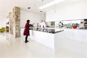 Integra Flooring by Fl 193 Via Gerab Responde Cozinhas Integradas Casa De