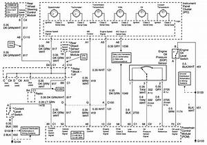 2003 Chevy Tahoe Instrument Cluster Wiring Diagram
