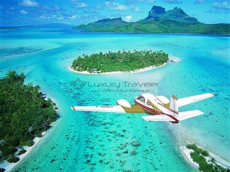Luxury Hilton Bora Bora Nui Resort French Polynesia