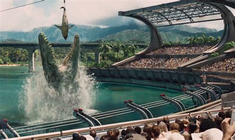 Is 'jurassic World's Water Dinosaur Real? Details About