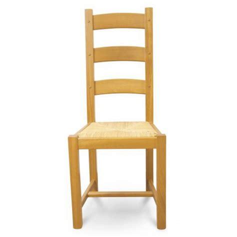 chaise chene massif chaises chêne clair assise paille chêne massif beaux