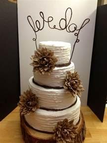 rustic wedding cakes rustic wedding cake