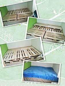 Matratzen Für Europaletten : familienbett 240x200 vom schreiner 750 diy pinterest betten und familien ~ Orissabook.com Haus und Dekorationen