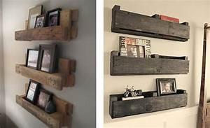 Dressing En Palette : 22 meubles faire avec des palettes en bois ~ Melissatoandfro.com Idées de Décoration