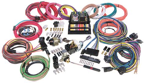 1978 Corvette Wiring Harnes Kit by American Autowire Wiring Harness Kit Highway 15 Fits 1964