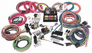 Wiring Harness Kit  American Autowire  Highway 15   Opgi Com