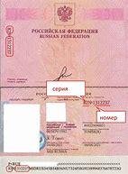где серия и номер паспорта в украинском паспорте новом