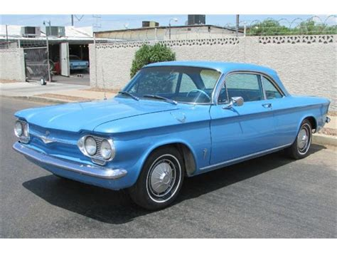 CHEVROLET CORVAIR - 64px Image #1
