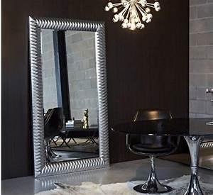 Miroir Mural Design Grande Taille : catgorie miroir du guide et comparateur d 39 achat ~ Teatrodelosmanantiales.com Idées de Décoration