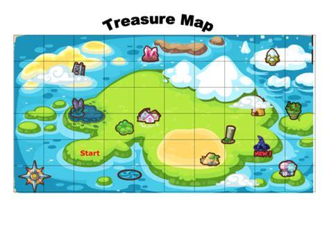 Treasure Map Template Ks1 Erieairfair