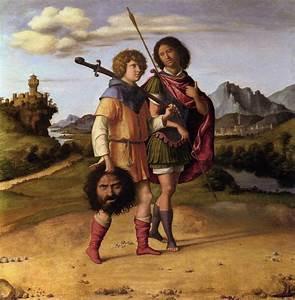 David and Jonathan, c.1507 - Cima da Conegliano - WikiArt.org
