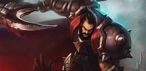 Why doesn't Darius have a beard though