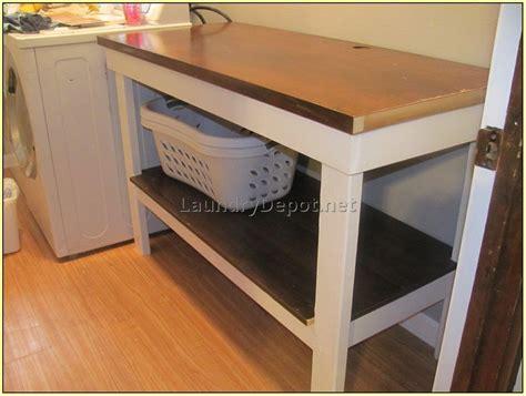 laundry folding table ideas folding laundry table peenmedia com