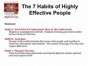 What are alternatives to reading 7 Habits of Highly ...