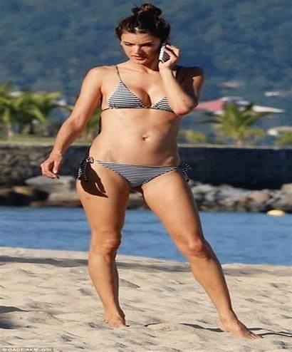 Bikini She Derriere Brazil Alessandra Wearing Ambrosio