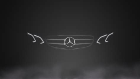Mercedes benz logo, cercle, black, svg. Mercedes Benz, Mercedes Benz E Class, W212, Car, Dark, Logo, Monochrome, Vehicle Wallpapers HD ...