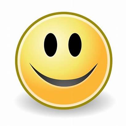 Smiley Smile Funny Cartoon Faces Clipart Half