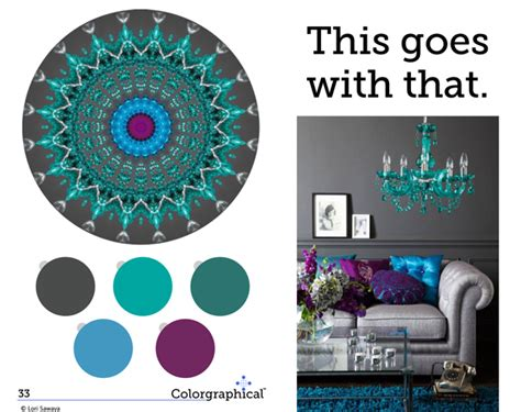 what color goes with teal this goes with that color scheme no 33 thelandofcolor