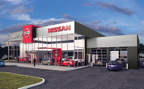 Nissan Car Dealership Coming To St Mary's Southern