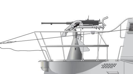 German U Boat Layout by Anti Aircraft Guns On U Boats Technical Pages German U