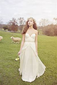 Wedding dresses for a farm wedding rustic wedding chic for Farm wedding dresses