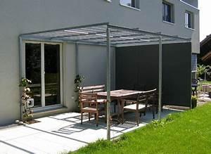 Pergola Aus Metall : awesome pergola metall terrasse ideas ~ Sanjose-hotels-ca.com Haus und Dekorationen