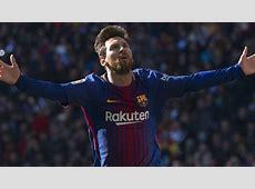 RealBarça le roi Messi a encore battu des records
