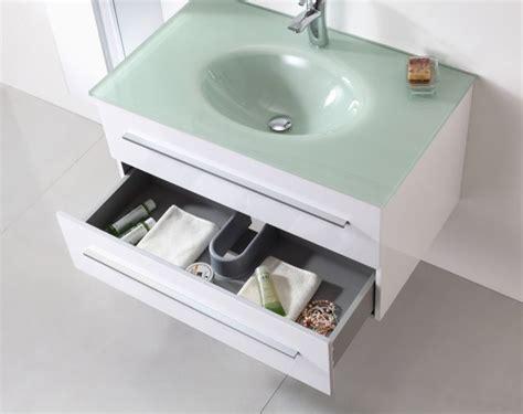 vasque en verre pour salle de bain meuble salle de bain vasque verre wikilia fr