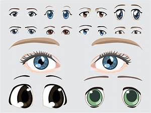 Eyes Vector Images Vector Art & Graphics   freevector.com