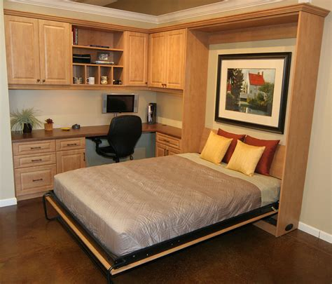 sacramento murphy wall beds home office the closet doctor