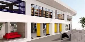 Magasin Ikea Paris : ikea inaugura son premier magasin parisien madeleine le ~ Melissatoandfro.com Idées de Décoration