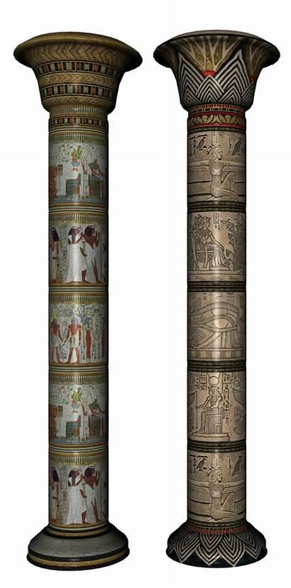 Egyptian Columns Egypt Forgetmenot Publicat Ciresica Eu