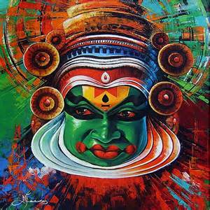 kathakali fine arts pinterest