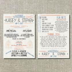 cheap wedding programs best 25 wedding programs ideas only on wedding program board oscar ballot 2016