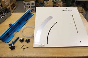 Rockler Table Saw Crosscut Sled