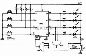 quiz buzzer circuit With quiz circuit