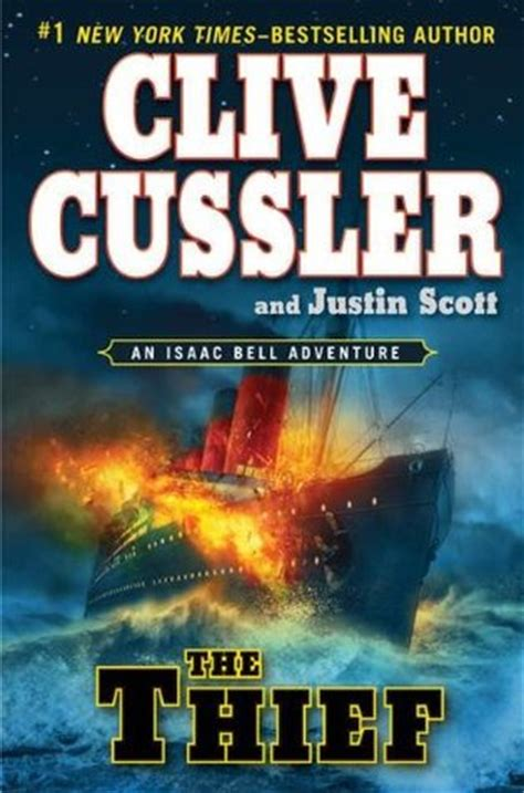 thief isaac bell   clive cussler reviews