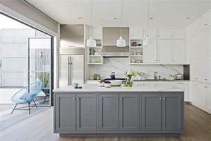 gray kitchen island cabinets furniture gray