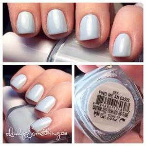 Essie Find Me An Oasis - Daily SomethingDaily Something