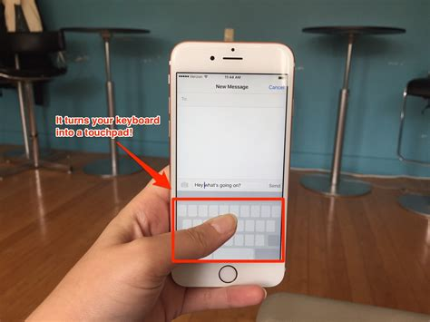 moving pictures iphone apple 3d touch on iphone 6s makes moving cursor easier