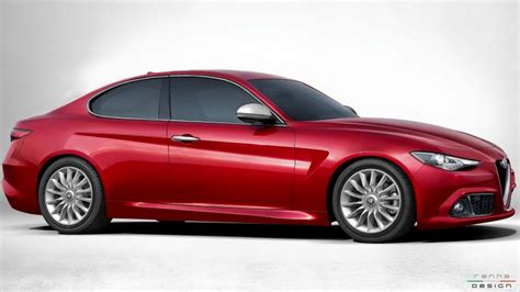 Giulia Coupe Would Fit In Alfa Romeo Range Nicely Carscoops