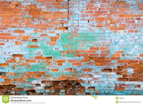 distressed brick wall royalty  stock photography