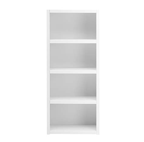 Bookcase With 3 Shelves Solid Wood White For Children In Sa