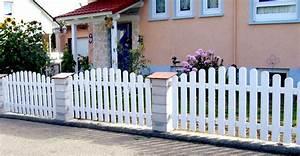 Gartenzaun Holz Weiß : staketen zaunfelder verschraubt ab 22 99eur premium holzzaun ~ Sanjose-hotels-ca.com Haus und Dekorationen