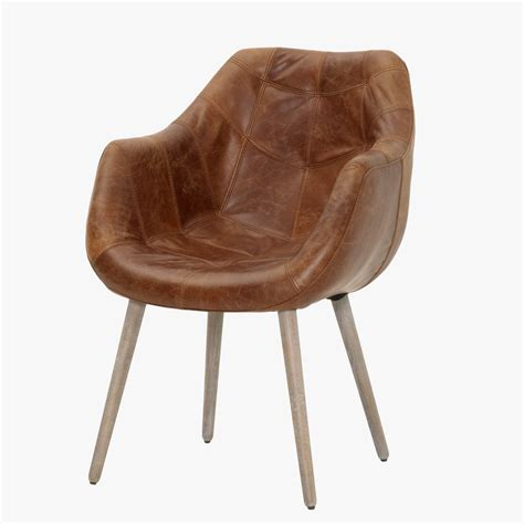 maxwell leather dining chair shop dining chairs dear