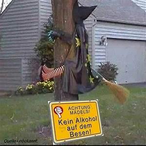 Lustige Halloween Sprüche : helloween hexen lustig pinterest hexen spr che und lustig ~ Frokenaadalensverden.com Haus und Dekorationen
