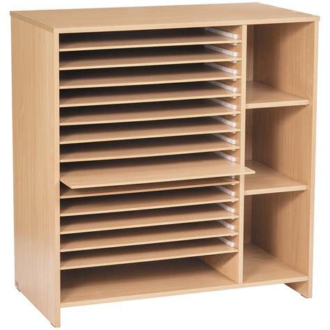 meuble de rangement de bureau pour papiers meuble à papiers à tiroirs séchage et rangement nathan