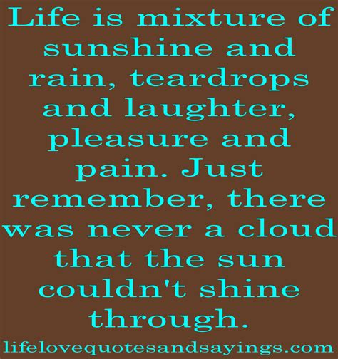 And Quotes Clouds And Quotes And Sayings Quotesgram