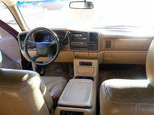 2000 Gmc Yukon Xl - Interior Pictures