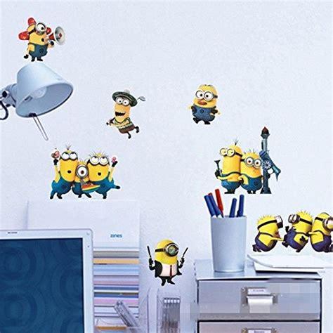 Wandtattoo Kinderzimmer Minions by Minions Wandtattoo Wandsticker